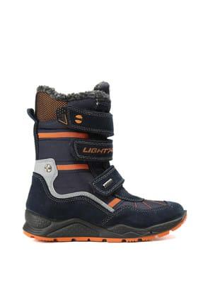 İmac Imac Lacivert Çocuk Outdoor Ayakkabısı 64398 BLUE ORANGE 1