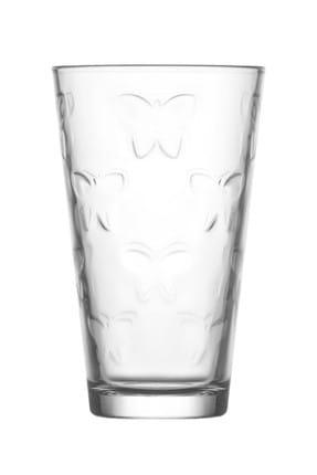 Lav Kelebek 6 Parça Meşrubat Bardağı 1