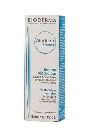 Bioderma Onarıcı Dudak Kremi - Atoderm Lip Balm - 3401348729269 1