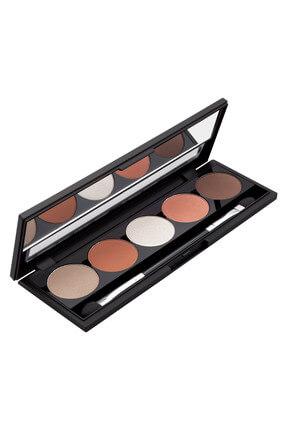 Catherine Arley 5?li Göz Farı Paleti - Palette Eyeshadow 5 Colors 03 8691167489054 0