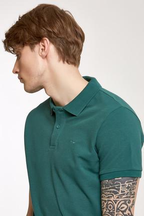 Ltb Erkek  Yeşil Polo Yaka T-Shirt 012188431960880000 3
