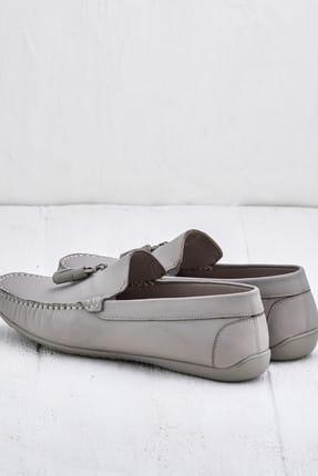 Elle AEKER Hakiki Deri Vizon Erkek Ayakkabı 2