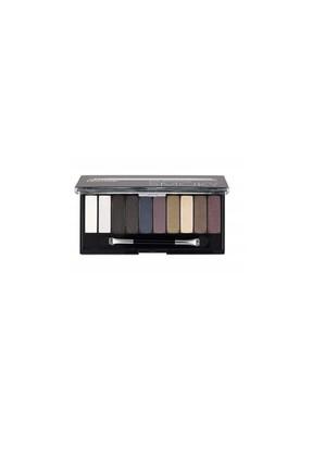 Flormar Far Paleti - Eyeshadow Palette Smokey 02 8690604479535 0