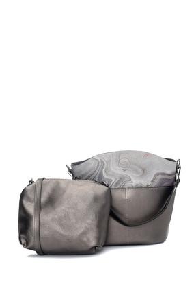 Housebags Desenli Kadın Postacı Çantası 997 2