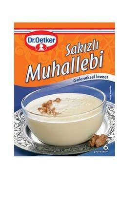 Dr. Oetker Türk Tatlısı Sakızlı Muhallebi 150 gr 0