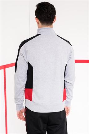 HUMMEL Erkek Sweatshirt Pn21 Dınamo Zip Jacket 2
