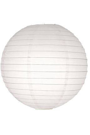 Partifabrik Beyaz Renk Japon Feneri 40 cm 1