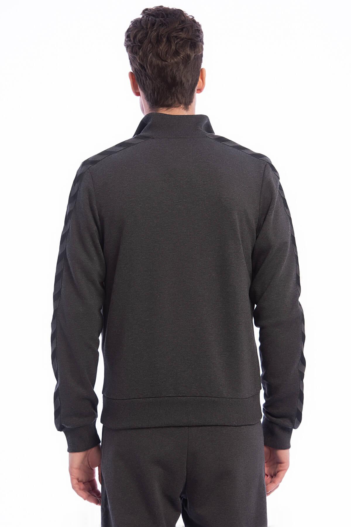 HUMMEL Erkek Sweatshirt Asborn