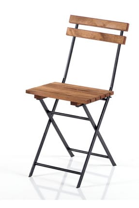 Weblonya Bistro Seti Bahçe Masa Sandalye Seti 2200 4