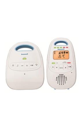 Weewell Wma420 Dijital Bebek Telsizi - 300 M - Şarjlı - Interkom - Lcd Ekran - Gece Işığı - Ninni 1