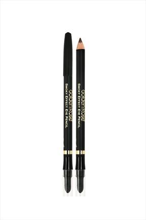 Golden Rose Koyu Kahverengi Göz Kalemi - Smoky Effect Eye Pencil Dark Brown 0