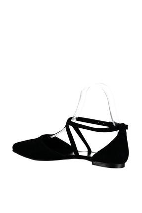 Fox Shoes Siyah Kadın Ayakkabı D726537302 3