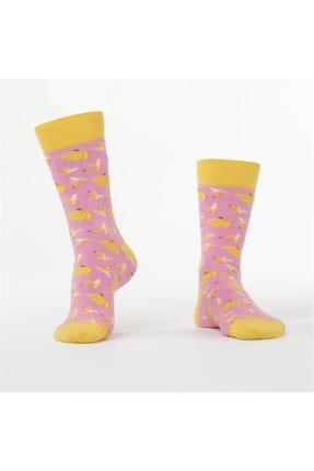 Özgür Çoraplar MUZ KADIN ÇORAP 0