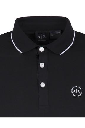 Armani Exchange Siyah Erkek T-Shirt 8Nzf70 Z8M9Z 1200 2