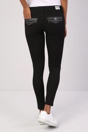 Colin's Siyah Kadın Pantolon CL1041709 1