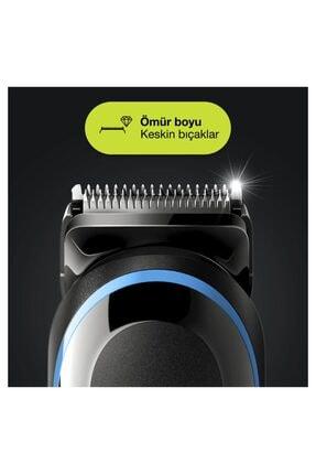 Braun Mgk 5280 Erkek Bakım Kiti 9in1 Şekillendirici + Gillette Hediye 3