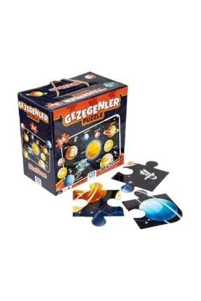 CA Games Dünyamız ve Gezegenler Yer Puzzle Seti 2