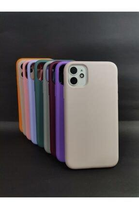 hokkabas iletişim Iphone 12 Pro Max Lansman Içi Kadife Lansman Silikon Kılıf 1