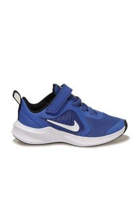 Nike Erkek Çocuk Mavi Downshıfter 10 Saks  Spor Ayakkabı - Cj2067-402 1