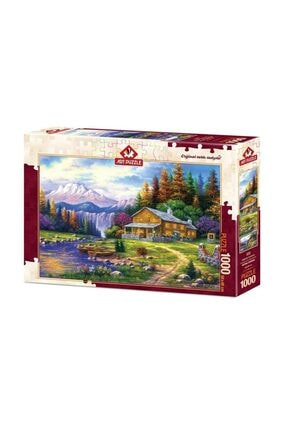 Dağlarda Günbatımı / Art Puzzle 1000 Parça 4230 ERKH01A.4230
