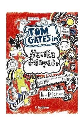 Tudem Yayınları Tom Gates'in Harika Dünyası 9 Yaş ve Üzeri 0