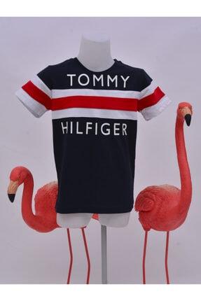 Tommy Hilfiger Parçalı Tshirt t1m5y3y001