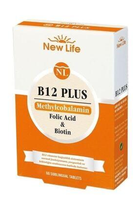 New Life New_life B12 Plus 60 Tablet 0