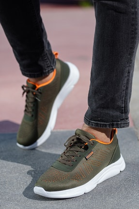 Muggo Unısex Haki  Sneaker 1