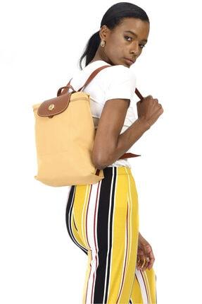 TH Bags Kadın / Kız Sırt Çantası Th25300 Hardal 0