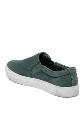 Tergan Erkek Yeşil Tekstil Ayakkabı 54775d7p 1