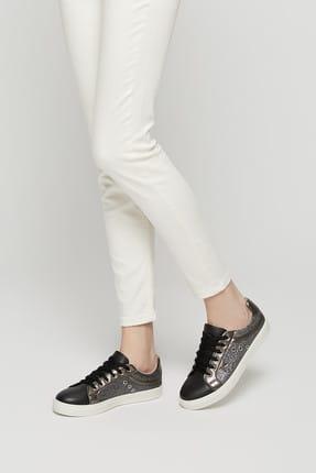 Art Bella Cs19055 Siyah Kadın Sneaker Ayakkabı 100382534 0
