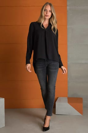 Pierre Cardin Kadın Gömlek G022SZ004.000.695561 1