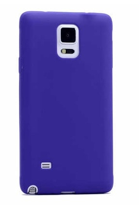 Samsung Galaxy Note 4 Kılıf Silikon Esnek Ultra Dayanıklı Tam Koruma 0