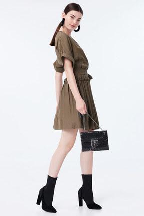 İpekyol Kadın Haki Elbise IW6180002170 1
