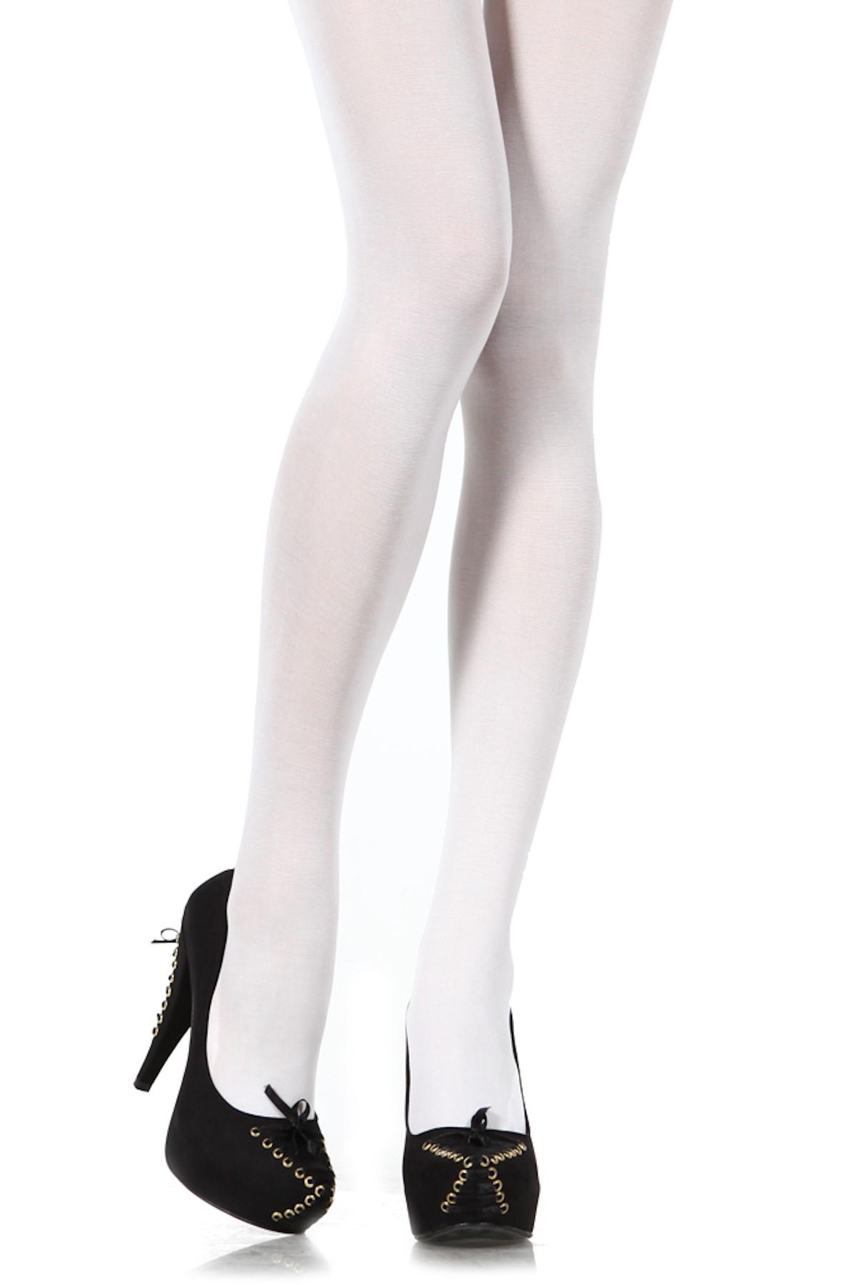 Cotton Kalın Külotlu Çorap