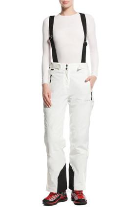 2AS Lena Kadın Kayak Pantolonu Beyaz 2
