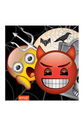 Roll-Up Kağıt Peçete Emoji Korku 33 x 33cm 20li 8681447709163