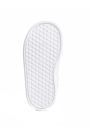 adidas Vl Court 2.0 Cmf I Fuşya Pembe Kız Çocuk Sneaker Ayakkabı 100398772 2