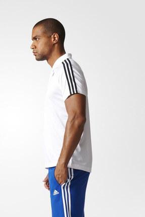 adidas Erkek Polo Yaka T-shirt - D2M 3S Polo White - BK2602 1