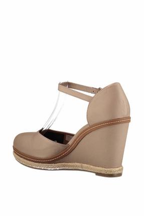Tommy Hilfiger Kadın iconic Basic Closed Toe Wedge Dolgu Topuklu Ayakkabı FW0FW02791 3