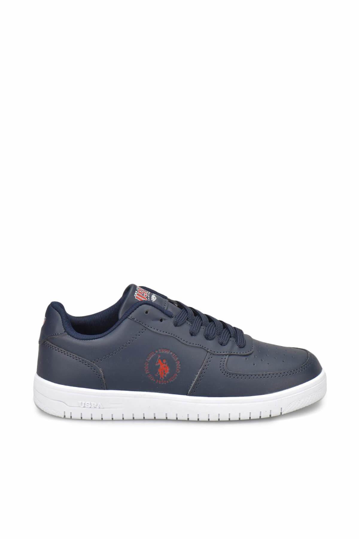 US Polo Assn DIMLER Lacivert Kadın Sneaker 100311281