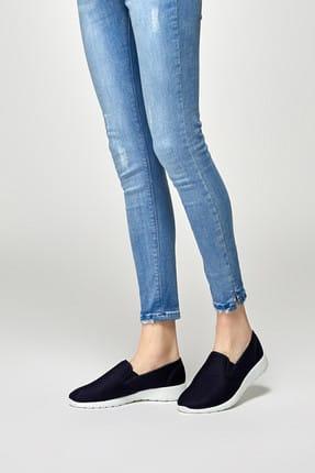 Polaris 91.354969.Z Lacivert Kadın Slip On Ayakkabı 100351487 3