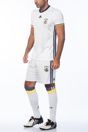 Fenerbahçe adidas Fb 16 Away Beyaz Lacivert Erkek Şort 100402704 2