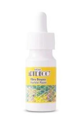 Artdeco Ebru Boyası 19 Beyaz 1