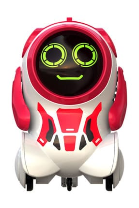 Silverlit Pokibot Robot Kırmızı / 0