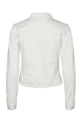 Vero Moda Kadın Beyaz Trençkot 10193085 2