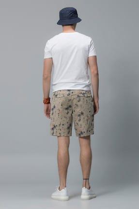 Lufian Erkek Geras Basic T- Shirt Beyaz 111020008100500 3
