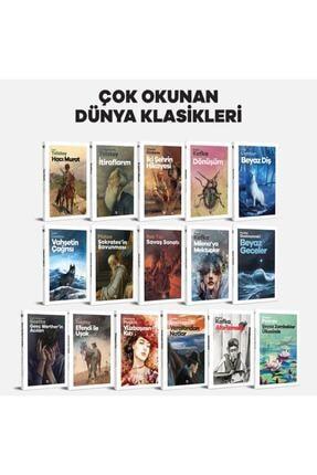Halk Kitabevi Dünya Klasikleri 16 Kitap Bir Arada 0
