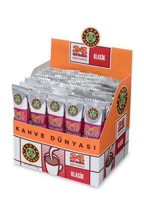 Kahve Dünyası 2'si 1 Arada Klasik 40'lı Paket 0