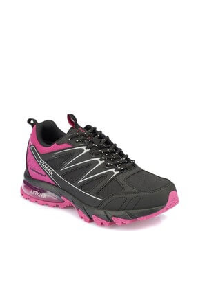 Kinetix Petram Wp W Siyah Fuşya Kadın Tracking Ayakkabı 100334106 0
